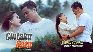 Download video SHINTA ARSINTA ft DICKY FIRNANDO - CINTAKU SATU [Official Music Video] Dangdut Terbaru 2020