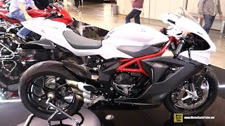 2016 MV Agusta F3 800 - Walkaround - 2015 EICMA Milan