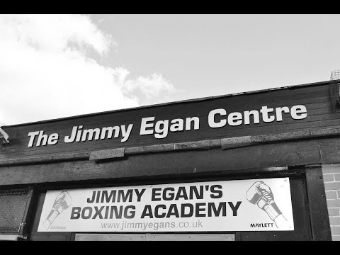 Jimmy Egan's Boxing Club Feature - Established 37 years