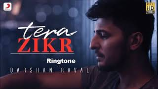 Tera Zikr || Ringtone || Download Now || M&V TV