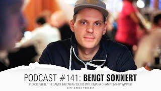 Podcast #141: Bengt Sonnert / PLO Crusher / TheGamblingCabin / $2,100 WPT Omaha Championship Winner