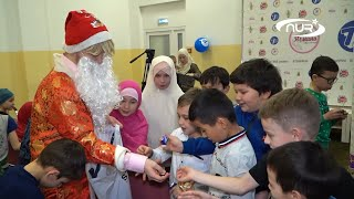 Деда Мороза пригласили в медресе!!!