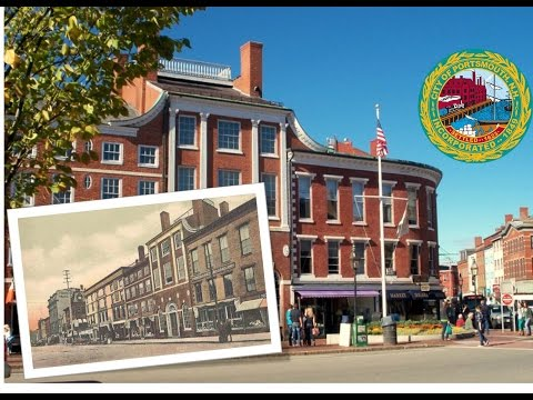 History of Portsmouth, New Hampshire / History of towns in United States