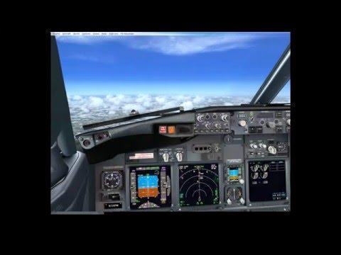 플라이트시뮬레이터 X (Flight Simulator X) : 김해-김포 KE1211 With FS2CREW 음성인식/VATSIM
