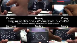 Gambar cover Degung iPhone/ iPod Touch/ iPad Application