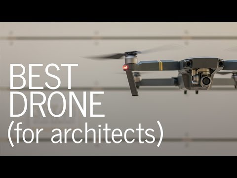 "Is this the ""Best Drone for Architects""?"