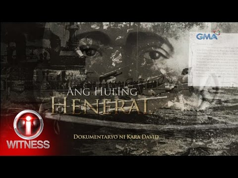 I-Witness: 'Ang Huling Heneral', dokumentaryo ni Kara David (w/ subtitles)