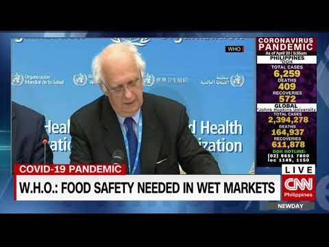 Marikina enforces social distancing in wet markets