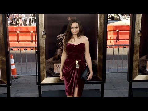 "Ingrid Bisu ""Annabelle: Creation"" Premiere in Los Angeles"