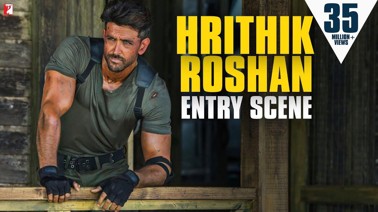 Download Hrithik Roshan - Entry Scene | War | Tiger Shroff