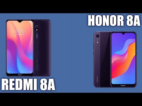 Xiaomi Redmi 8A Vs Honor 8A. 🤼♂️ Сражение! Какой из смартфонов сильнее? 🦾