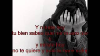 No llores por el zckrap balada romantica 2015+ link de descarga cancion para dedicar