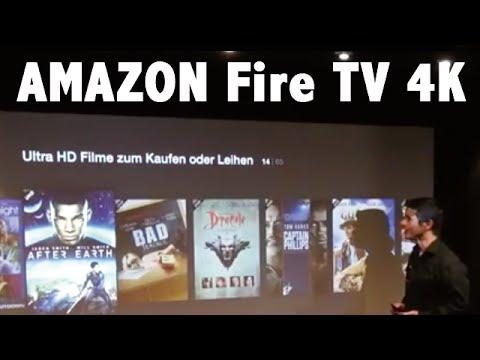 AMAZON FIRE TV 4K KAUFEN
