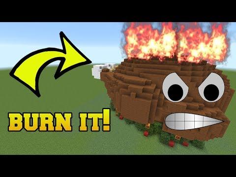 IS THAT A TURKEY?!? BURN IT!!!