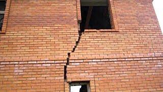 Большие ошибки строительства фундамента под кирпичный дом..Продолжение на канале denvasTV