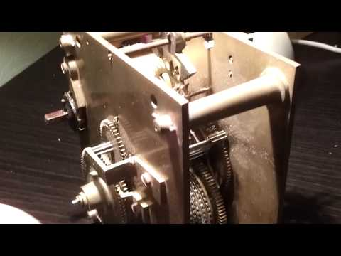 Fusee Clock Movement from YouTube · High Definition · Duration:  3 minutes 23 seconds  · 3 views · uploaded on 21 hr ago · uploaded by Mark Wilson