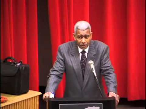 Otis Moss, Michigan State University Slavery to Freedom lecture series