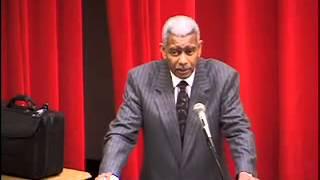 Otis Moss, Michigan State University Slavery to Freedom lecture series