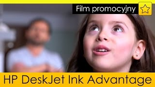 Reklama drukarki HP Deskjet Ink Advantage