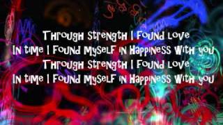 Alexis Jordan happiness lyrics