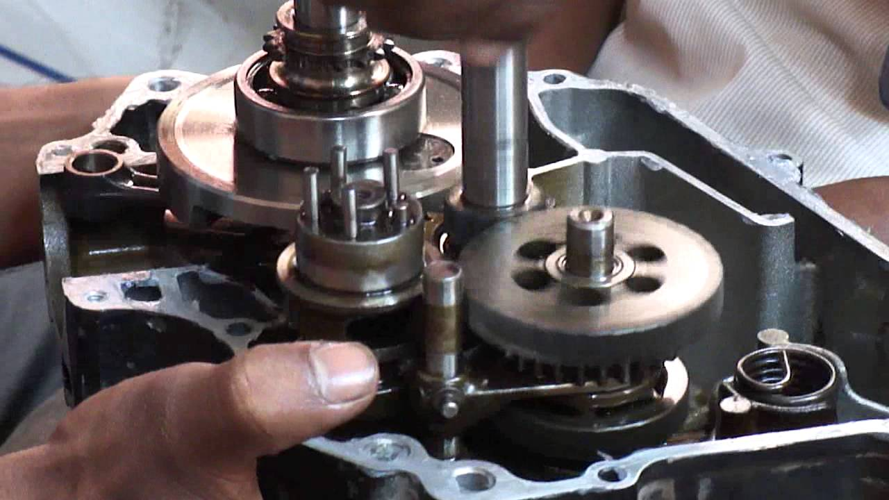 Motorcycle Mechanic Free Class In Trichy Youtube