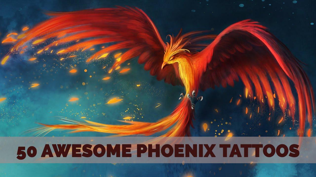 Phoenix Tattoofinder: Awesome Phoenix Tattoos For Men
