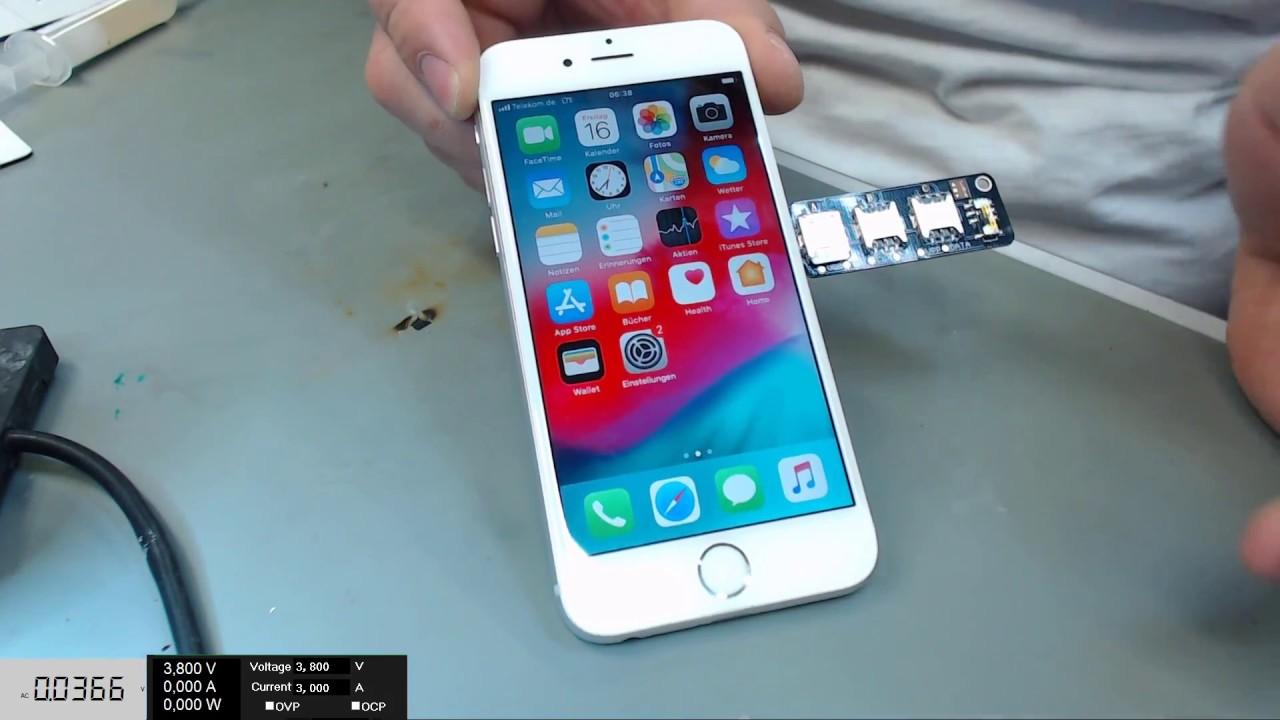 Iphone 6s Findet Kein Netz Mehr No Signal 6s Kein Netz 6s Kein Empfang