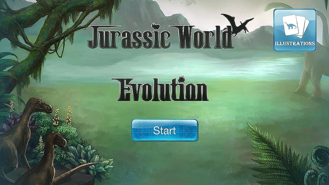 jurassic world evolution android walkthrough