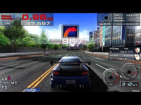 (環狀賽車GT)FAST BEAT LOOP RACER GT Story mode P.9  