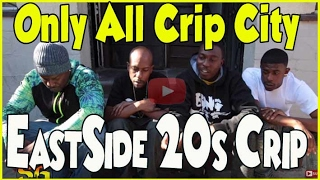 Long Beach 20s Crips talk about when and why they joined the gang as kids (pt.2of2)