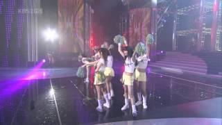 071230 KBS SNSD 少女時代 - Hey Mickey