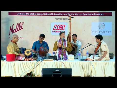 Carnatic Vocal l Neyveli Santhanagopalan   l Bharat Sangeet Utsav ( Coimbatore ) 2016