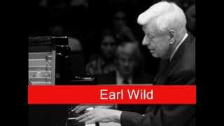 Earl Wild: Bach/Tausig - Toccata & Fugue in D Minor, BWV 565