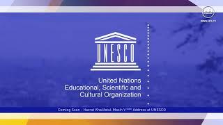 Promo - Huzoor's Address At UNESCO