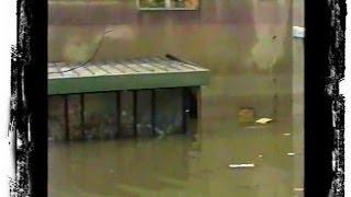 Powódź Opole 1997r. Nasz konwój z pomocą dla powodzian Opole - film Bieniek