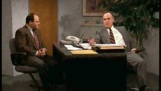 George Costanza - Was that wrong?