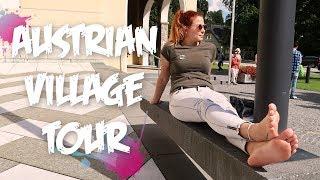 Traditional austrian town Mondsee, wedding impressions, Travel Holiday Vlog | Couple Vlog #51