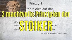 3 Machtvolle Prinzipien der Stoiker