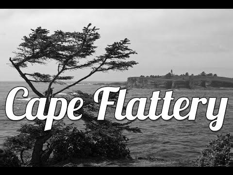 Cape Flattery, Washington.