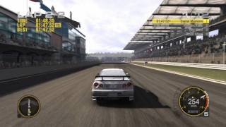 Race Drive GRiD - PC Gameplay | 1080p | on HD 4800 Séries [HD]