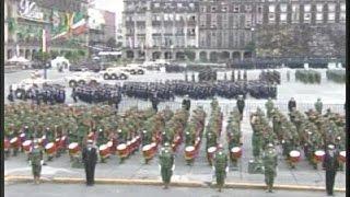 Desfile Militar Completo Día de la Independencia de México