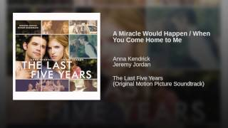 A Miracle Would Happen / When You Come Home to Me