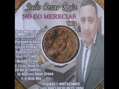 Julio Cesar Ruiz. No te confies