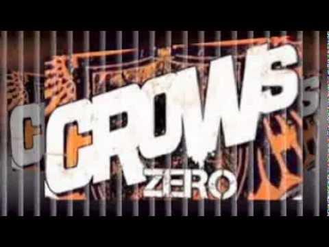 Crows Zero Soundtrack - Kaminari Today by gendozt