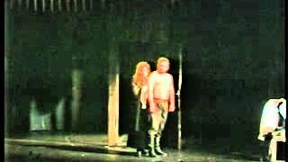 Дуэт Сантуцца и Туридду из оперы
