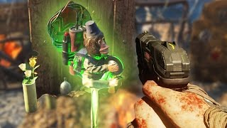 *NEW* GOROD KROVI EASTER EGG - UPGRADED MONKEY BOMBS! FLASK, CANDLE & FLOWERS SOLVED!