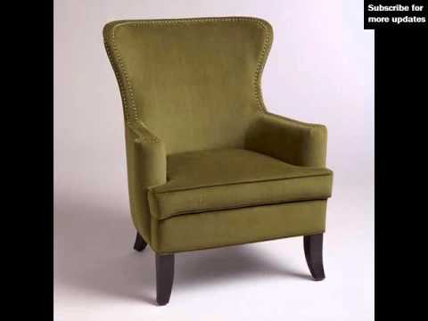 living room chairs wing back chair collection youtube