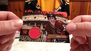 BBB#90 13-14 PANINI Crown Royale Hockey 2 Box Break