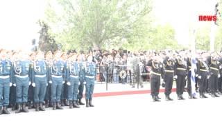 Парад Победы в Керчи 2014(Подробнее на http://Kerch.FM., 2014-05-09T11:14:16.000Z)