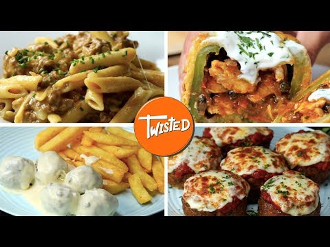 8 Dinner Recipes Kids Will Love | Twisted